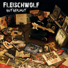Fleischwolf - Gut Geklaut (LP) limited UNIQUE Vinyl Gatefolder, Maxibooklet