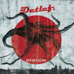 Detlef - Supervision (CD) + MP3 (Supernichts, Knochenfabrik)
