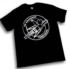 Kassierer, die - Turbobier Tshirt (black)