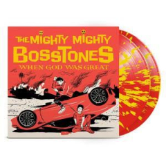 Mighty Mighty Bosstones - When God was great (2LP) lmtd red/yellow Splatter Vinyl