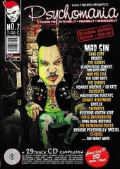 Psychomania #7 (Fanzine) (german / english)
