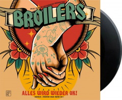 Broilers - Alles wird wieder ok EP) lmtd 7inch DontPanic Support
