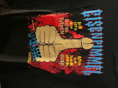Eisenpimmel - Dicke Titten / Bier Tshirt (black)