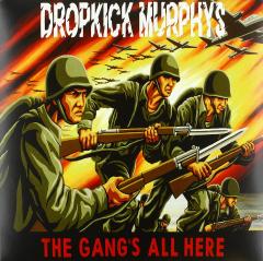 Dropkick Murphys - The Gang´s all here (CD) Digipac