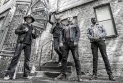 City Saints - Evil Conduct on the Radio (EP) TESTPRESSUNG