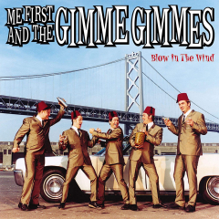 Me and the First Gimme Gimmes - Blow in the Wind (LP)