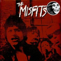 Misfits - Static Age Demos & Outtakes (LP) black Vinyl + Poster
