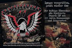 Emscherkurve 77 - Lieder aus der Kurve (2LP) limited Deluxe Edition UNIKATE Vinyl