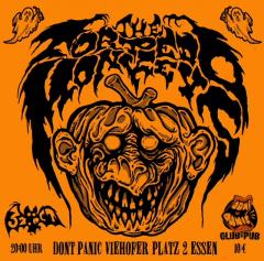 Torpedo Monkeys - Halloween Party - Live! (Ticket) 31.10.2021 Dont Panic Essen
