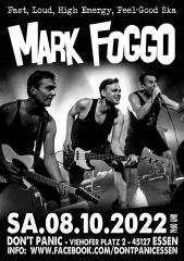 Mark Foggo  - Live! (Ticket) 18.12.2021 Dont Panic Essen