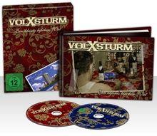 Volxsturm Ein kleines bißchen Wut (CD) +DVD+Buch (Einzelstück)