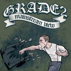 Grade 2 - Mainstream View (LP) - Green Galaxy Vinyl + EP-Bonussongs