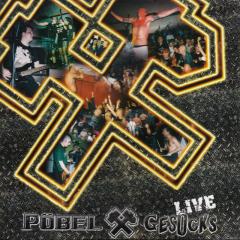 Pöbel & Gesocks - Live, (DoCD) lim. 1000 (Einzelstück)