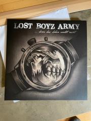 Lost Boyz Army -  (2LP) Testpressung Vinyl, Autogramm-Charity-Collection (2 copies)