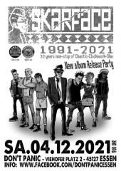 Skarface - Live! (Ticket) 04.12.2021 Dont Panic Essen