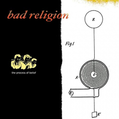 Bad Religion - the Process of Belief (CD)