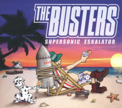 Busters, the - Supersonic Eskalator (CD)