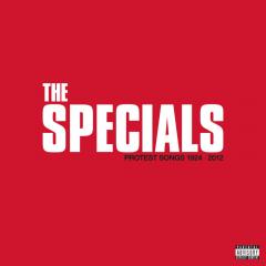 Specials, The - Protest Songs 1924 - 2012 (LP) lmtd black Vinyl
