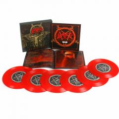Slayer - Repentless EP Box 6 x 6,66 (Box) lmtd RED VINYL