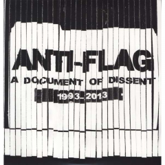 Anti-Flag - a document of dissent: 1993 - 2013 (2LP) + MP3+liner notes