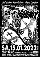 Highliners, the - Live! (Ticket) 15.01.2021 Dont Panic Essen
