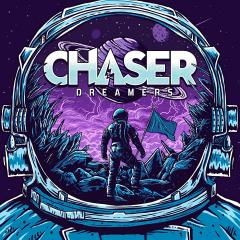 Chaser - Dreamers (LP) lmtd Ice Blue Burst Vinyl + MP3