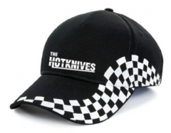 Hotknives - the - Checker (Basecap) gestickt