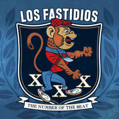Los Fastidios - XXX The Number Of The Beat (CD)