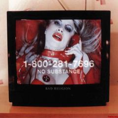 Bad Religion - no substance (LP) remastered lmt Vinyl