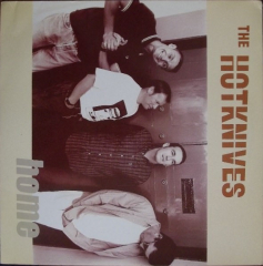 Hotknives, the - Home (LP)