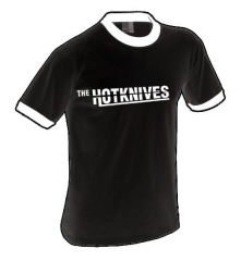 Hotknives, the - Ringer T-Shirt (black)