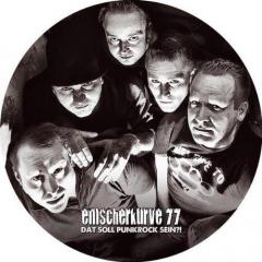 Emscherkurve 77 - Dat Soll Punkrock Sein?! (LP) Picture Lp+Poster, lmtd 500