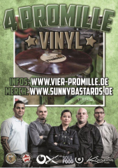 4 Promille - Vinyl (Poster)