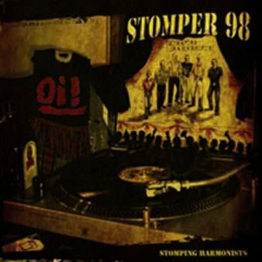 Stomper 98 - Stomping Harmonists (LP)