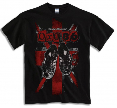 Oxo86 - Samba Skinheads T-Shirt (black)