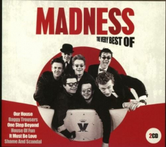 Madness - the very Best of (2-CD) limited Digipac