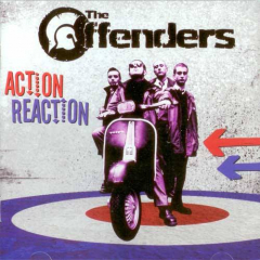 Offenders, The - Action Reaction (CD)