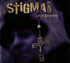 Stigma - For Love & Glory (CD) limited Digipak