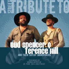 A Street Tribute to Bud Spencer & Terence Hill (CD) Punk & Ska Coversongs