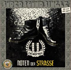 Dörpms - Noten der Strasse (LP) black Vinyl, Super Sound Single#4 12inch/45RPM