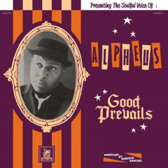 Alpheus - Good Prevails (CD)
